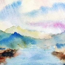 Anna Ruzsan - Lake Chuzenji Nikko