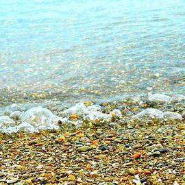 Kathy Barney - Lake Erie Bubble Waves