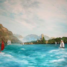 Jean Walker - Lake Garda ITALY