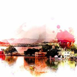 Sue Jacobi - Lake Houses Udaipur Rajasthan India