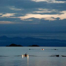 Robert Ford - Lake Kivu Fishermen Rwanda