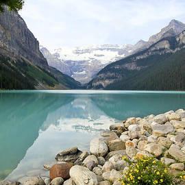 Teresa Zieba - Lake Louise Alberta Canada