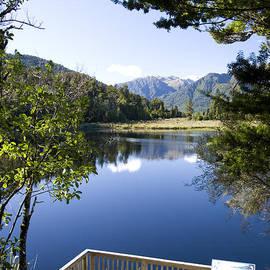 Martin Berry - Lake Matheson