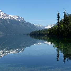 Lucinda Walter - Lake McDonald - Glacier National Park