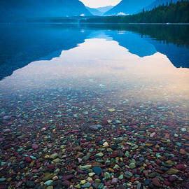Inge Johnsson - Lake McDonald Serenity