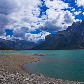 Stuart Litoff - Lake Minnewanka