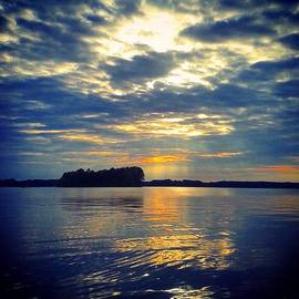 Lisa Wooten - Lake Murray SunSet