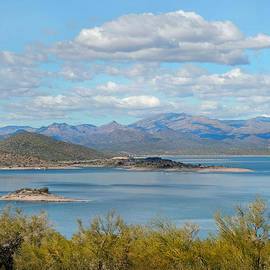 Gordon Beck - Lake Pleasant Arizona