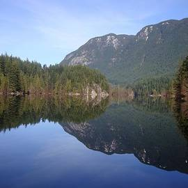 Ian Mcadie - Buntzen Lake Reflections