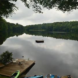 Georgia Sheron - Lake Summer