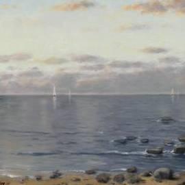 Rick Hansen - Lake Superior Evening
