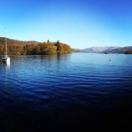 Denise Brady - Lake Windermere Good Friday