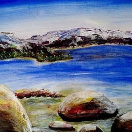 Carol Duarte - Lakeshore Boulders