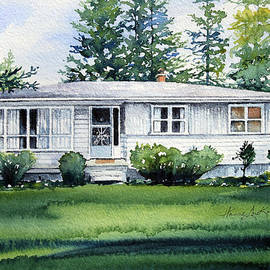 Hanne Lore Koehler - Lakeside Cottage