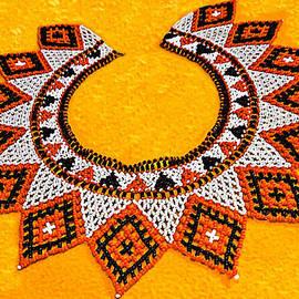 Bob and Nadine Johnston - Lakota Souix Dance Collar