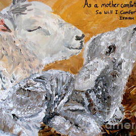 Amanda Dinan - Lamb and Mother