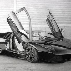 Gary Reising - Lamborghini LP640