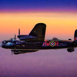 Chris Lord - Lancaster At Dawn