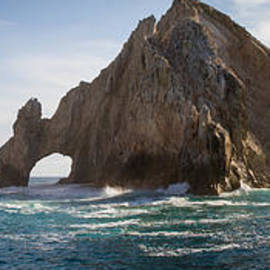 Les Abeyta - Lands End Panorama Cabo San Lucas