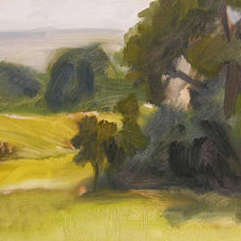 Steve Dininno - Landscape At Montgomery Place