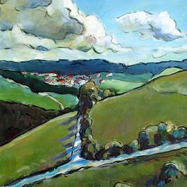 Stefan Boettcher - Landscape near Allmunzen