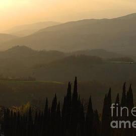 Bob Christopher -  Tuscany Italy
