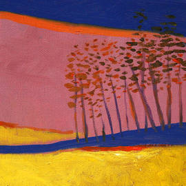 Victoria Sheridan - Landscape With Trees