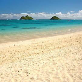 Brian Harig - Lanikai Beach 2 - Oahu Hawaii