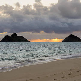 Brian Harig - Lanikai Beach Sunrise 4 - Kailua Oahu Hawaii