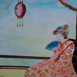 Linda Lin - Lantern Lady