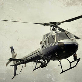Fraida Gutovich - LAPD Helicopter