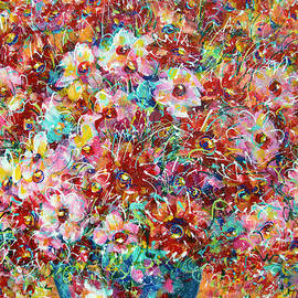 Natalie Holland - Large Bouquet Of Flowers
