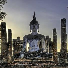 Maria Coulson - Large Buddha