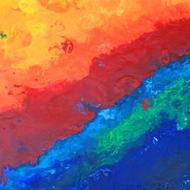 Large  Encaustic  Color  Study