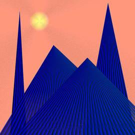 Joel Kahn - Larger Alien Fortress