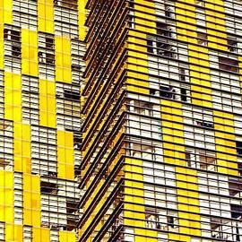 Benjamin Yeager - Las Vegas Abstract