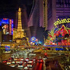 Gary Warnimont - Las Vegas Blvd Reflection