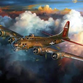 Randy Green - Last Flight For Nine-O-Nine