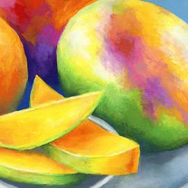 Stephen Anderson - Last Mango in Paris