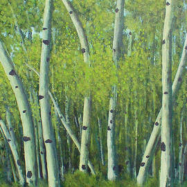 Douglas Case - Late Summer Aspen