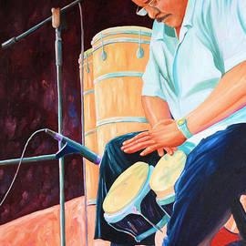 Todd Bandy - Latin Jazz Musician