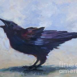 Susan Bell - Laughing Raven