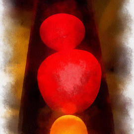 Thomas Woolworth - Lava Lamp Photo Art 04