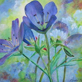 Linda Hester  - Lavender Blue Dilly Dilly