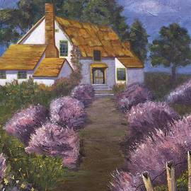 Jamie Frier - Lavender Cottage