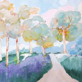 Gloria Dietz-Kiebron - Lavender Field
