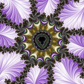 Karen Buford - Lavender Fractal