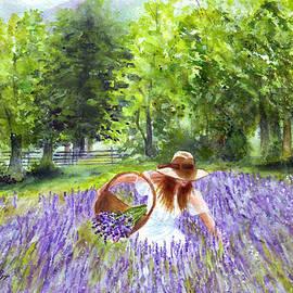 Bette Orr - Lavender Lady