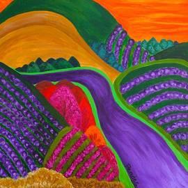 Pennie DesJardins - Lavender Lane