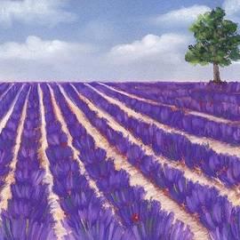 Anastasiya Malakhova - Lavender Season